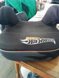 Hot Wheels booster seat - good condition