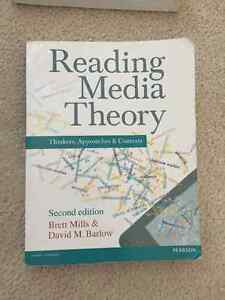 Reading Media Theory- Thinkers, Approaches & Contexts