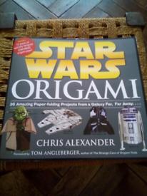 Star Wars Origami.