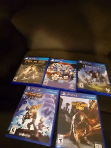 , South park fractured but whole and more  ps4