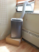 LG PORTABLE AIR CONDITIONER IN EXCELLENT CONDTION