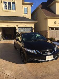 2014 Honda Civic EX, NO Accidents, Original Owner