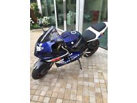 Suzuki gsxr 600 k4 2004