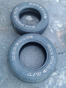 Hercules All-Season Tires (2)