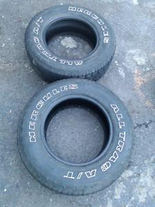 Hercules All-Season Tires (2)