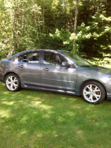 2007 Mazda 3 fully loaded