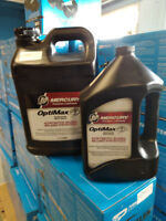 OptiMax/DFI 2-Cycle Outboard Oil Kitchener / Waterloo Kitchener Area Preview