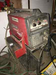 Lincoln 180 and hobart engine driven Welder Kawartha Lakes Peterborough Area image 4