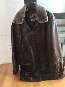 Veste en cuir pour homme Saguenay Saguenay-Lac-Saint-Jean image 3