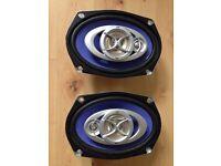 JVC 6x9s Car Speaker
