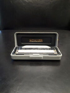 Hohner Harmonica in the key of A