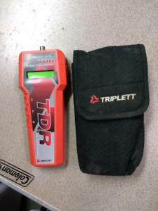 Triplett TDR fault finder