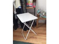 Folding Table from Argos!Almost NEW!