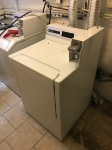 Maytag Gas Coin Laundry (Dryer) Machines - Gently Used