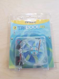 Fan Antec 80mm pour Pc  Neuve