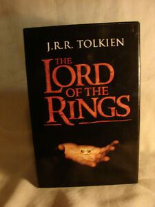The Lord of the Rings J.R.R Tolkien 7 Book Box Set 2001