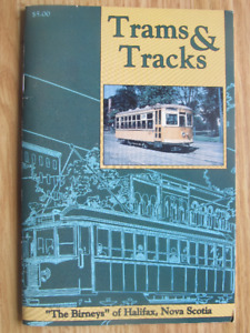 TRAMS & TRACKS by Russ Lownds - 1990