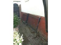 Garden railings