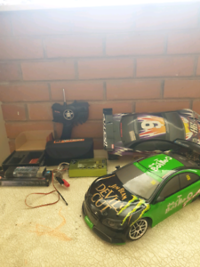 Rc cyclone car Excellent  condition  Fawkner Moreland Area Preview