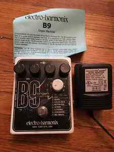 Electro Harmonix B9 Organ Simulator Cambridge Kitchener Area image 2