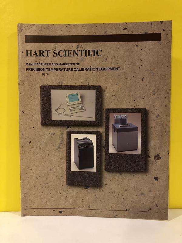 Hart Scientific Precision Temperature Calibration Equipment