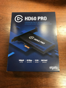 Elgato HD60 Pro Capture Card PC