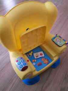 Fisher price learning chair Kingston Kingston Area image 2
