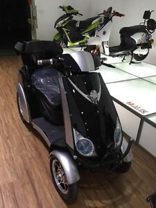 Kypro Kingsman Mobility Scooter