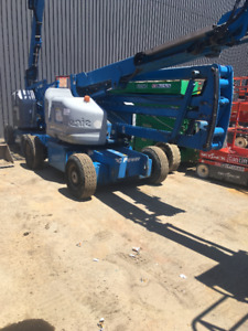 2000 Genie Z45/25J Electric Boom Lift