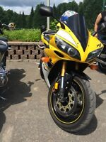 2006 Yamaha r1 50th Anniversary