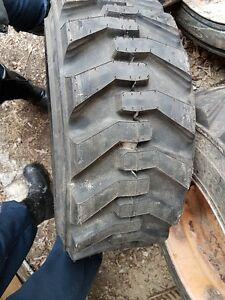 Heavy Duty Skid Steer Tires For Sale