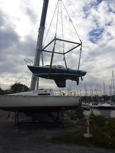 23' O'Day Tempest Sailboat for sale
