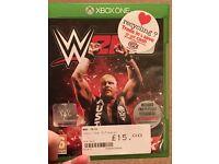 WWE 2K 16