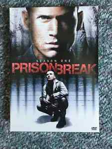 Season 1 Prison Break DVD Set
