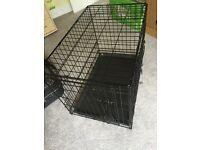 Pet cage.