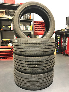 P225/45R18 Michelin Tires A set of 4 for sale