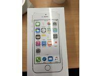 Brand new iphone 5s still in box