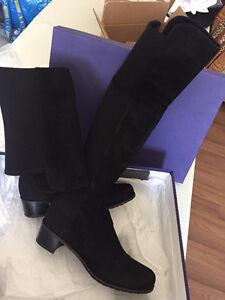 brand new pair of Stuart weizman boots