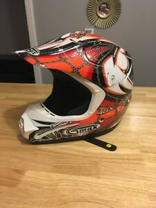 Gmax Youth Motocross Helmet
