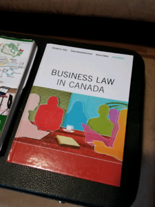 Business Law in Canada, Tenth Edition