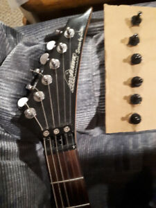 Grover Tuners - Righty Strat+Tele - $40 Set - Black  OR  Chrome