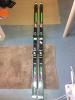 Used adult skis