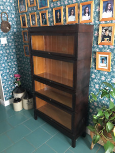 Barristers Stacking Bookcase, Vintage, Globe Wernicke