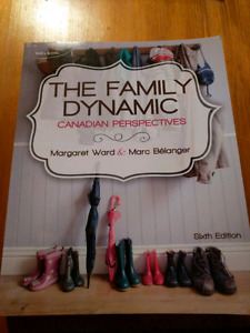 The family dynamic Canadian perspective sixth edition