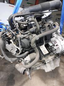 Vauxhall corsa engine 1.2 z12 zep