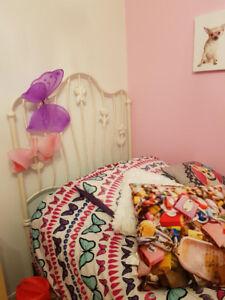 lit pour jeune fille