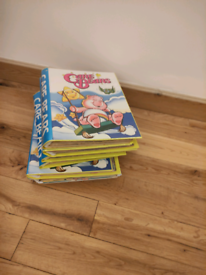 Vintage Care Bears comics 155 Issues by Marvel 1985-89