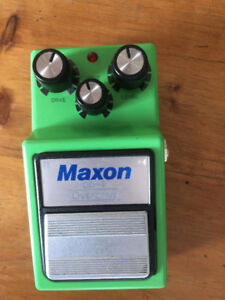 Maxon Overdrive OD-9 Made in Japan