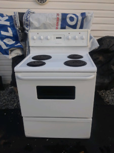 Stove: SOLD