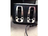 Russell hobbs 4 slice toaster